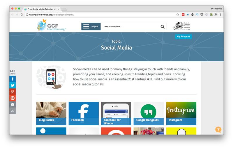 GFC Social Media