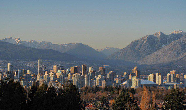 Beautiful Vancouver Canada
