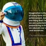 Sir Ken Robinson On The Power Of Imagination and Creativity