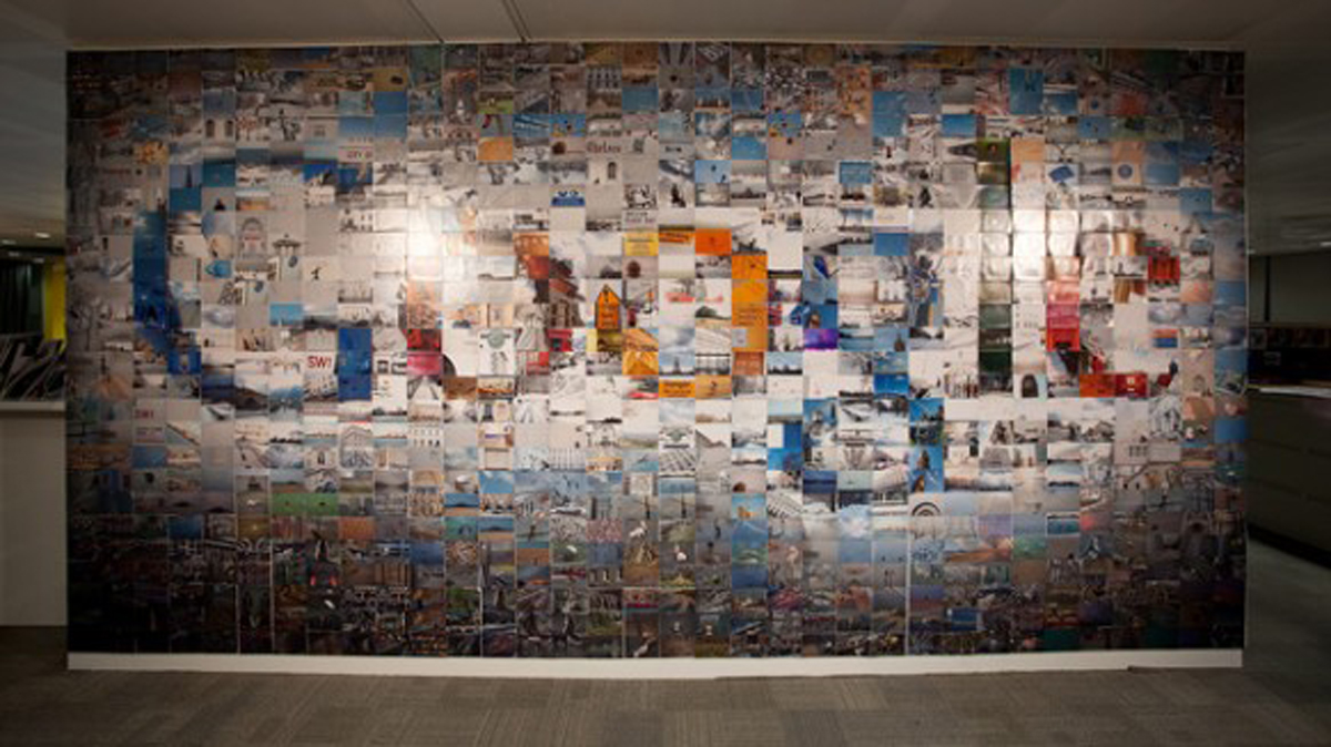 12 lesser known google projects that are completely amazing Creative wall decor ideas