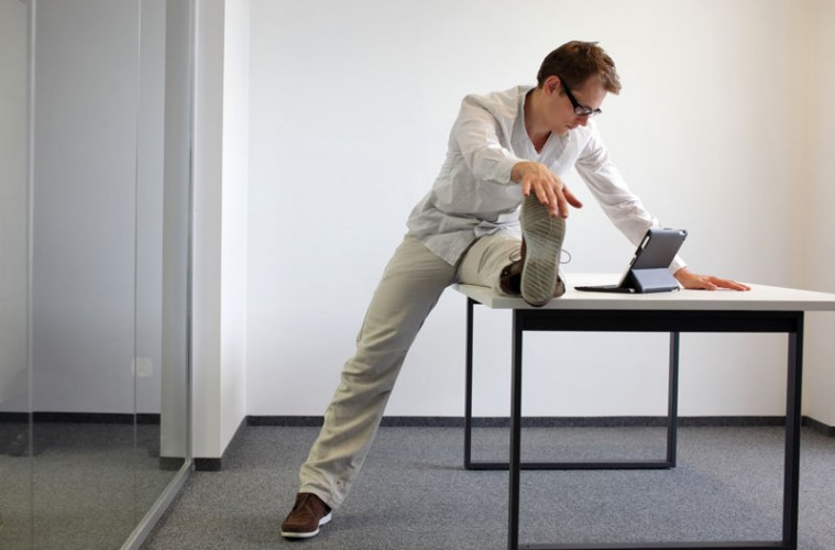 Deskercise 15 Simple Exercises You Can Do At Your Desk