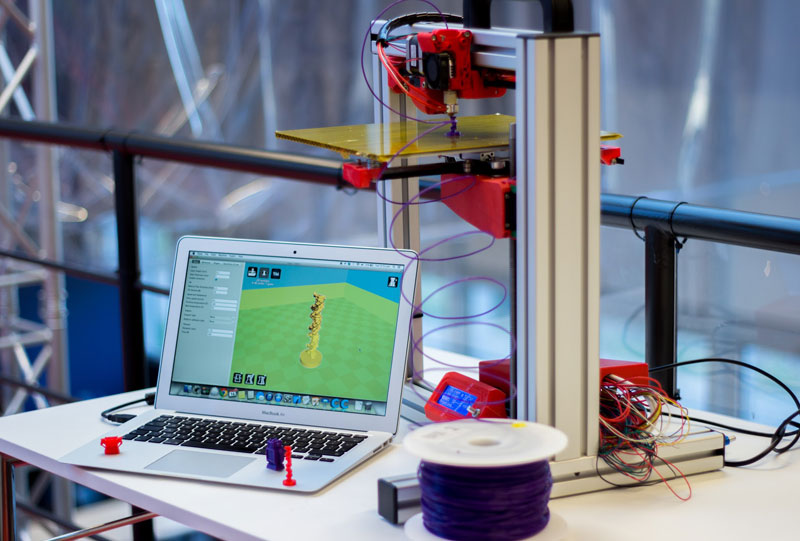 3D Printing For Learning