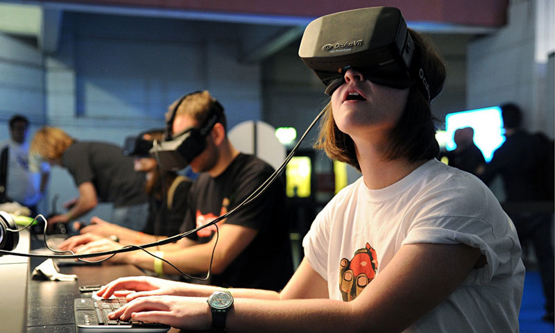 Virtual Reality For Learning
