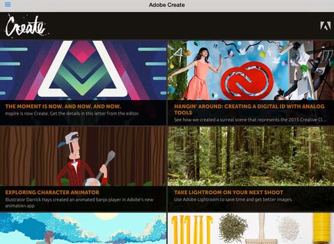 Adobe Create