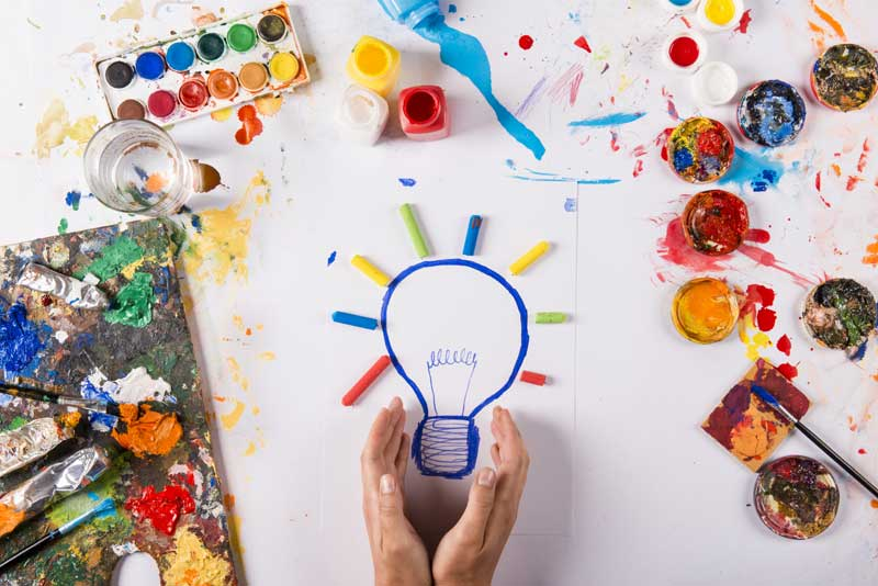 Get Creative With Your Education