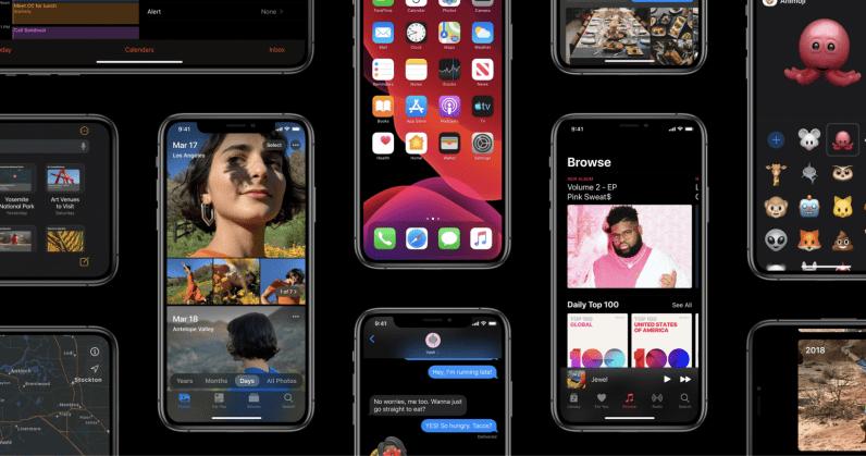 iOS 13 Developer