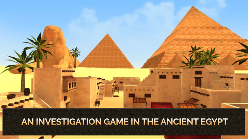 Ancient Egypt VR