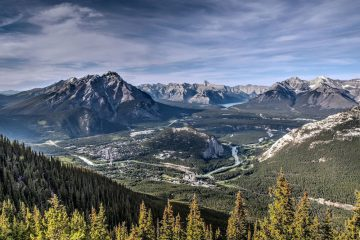 Banff and the Canadian Rockies