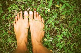Grounding Yourself to the Earth
