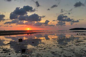 Hin Kong Bay Sunset Koh Phangan