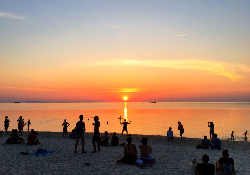 Zen Beach Srithanu Koh Phangan