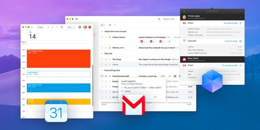 Boxy Gmail