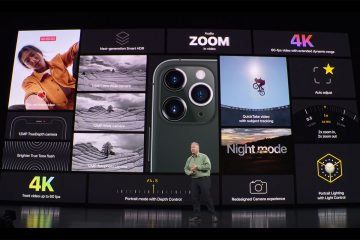 iPhone 11 Pro For Video