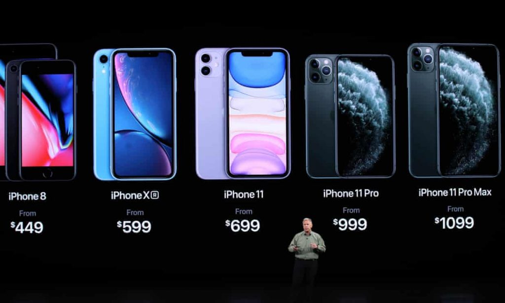 iPhone 11 Pricing