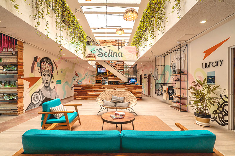 Selina Coliving Cancun