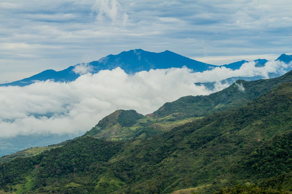 Volcan Baru Panama